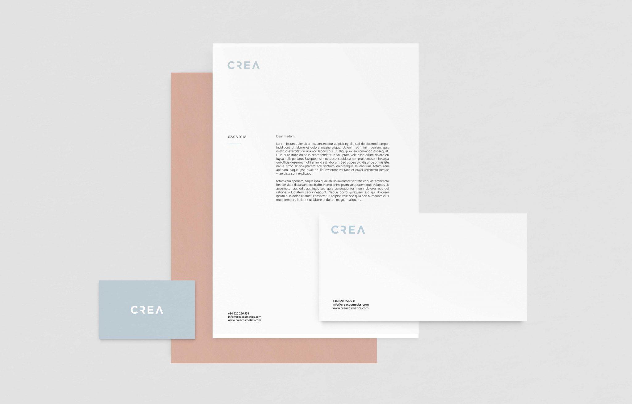 Crea-Stationery