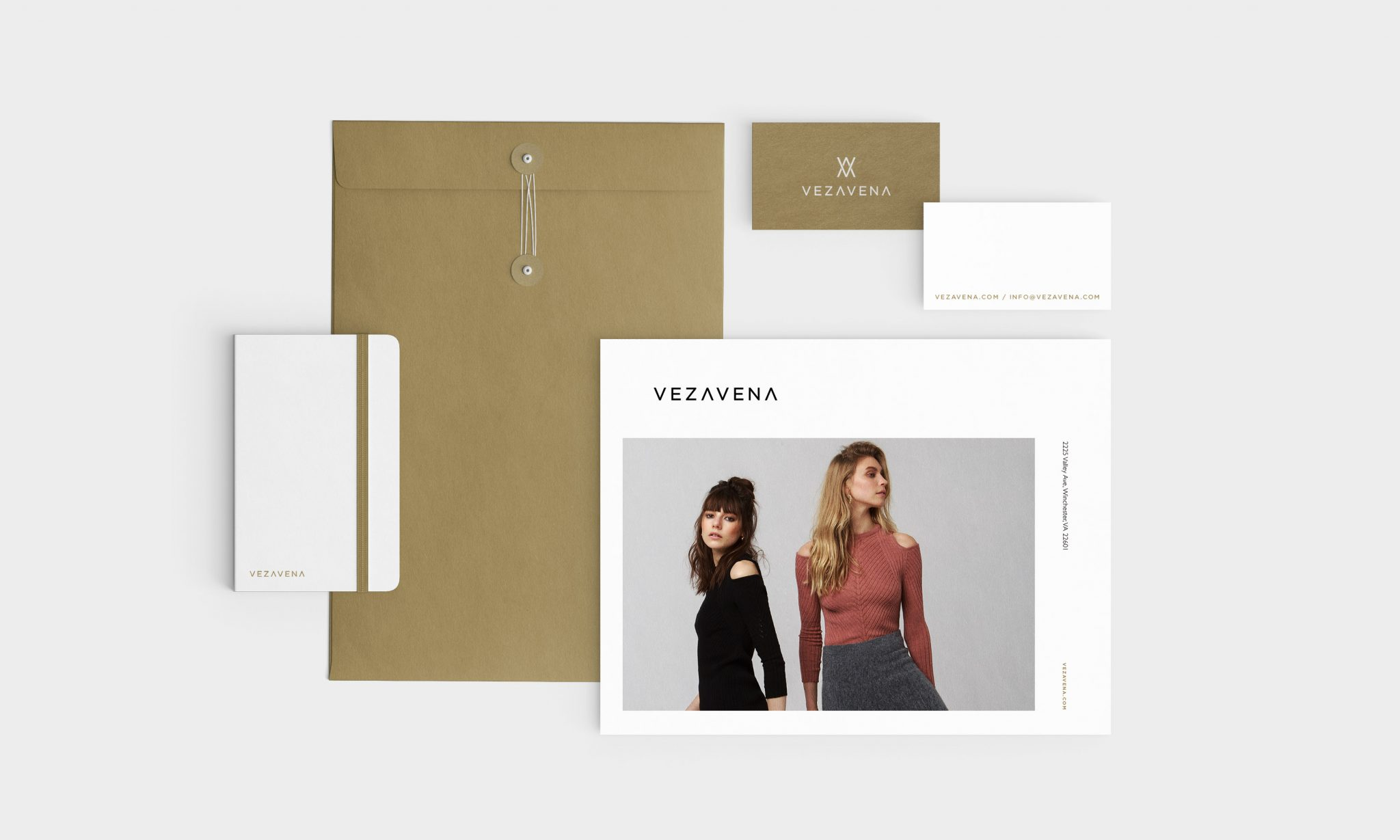 Vezavena-Stationery