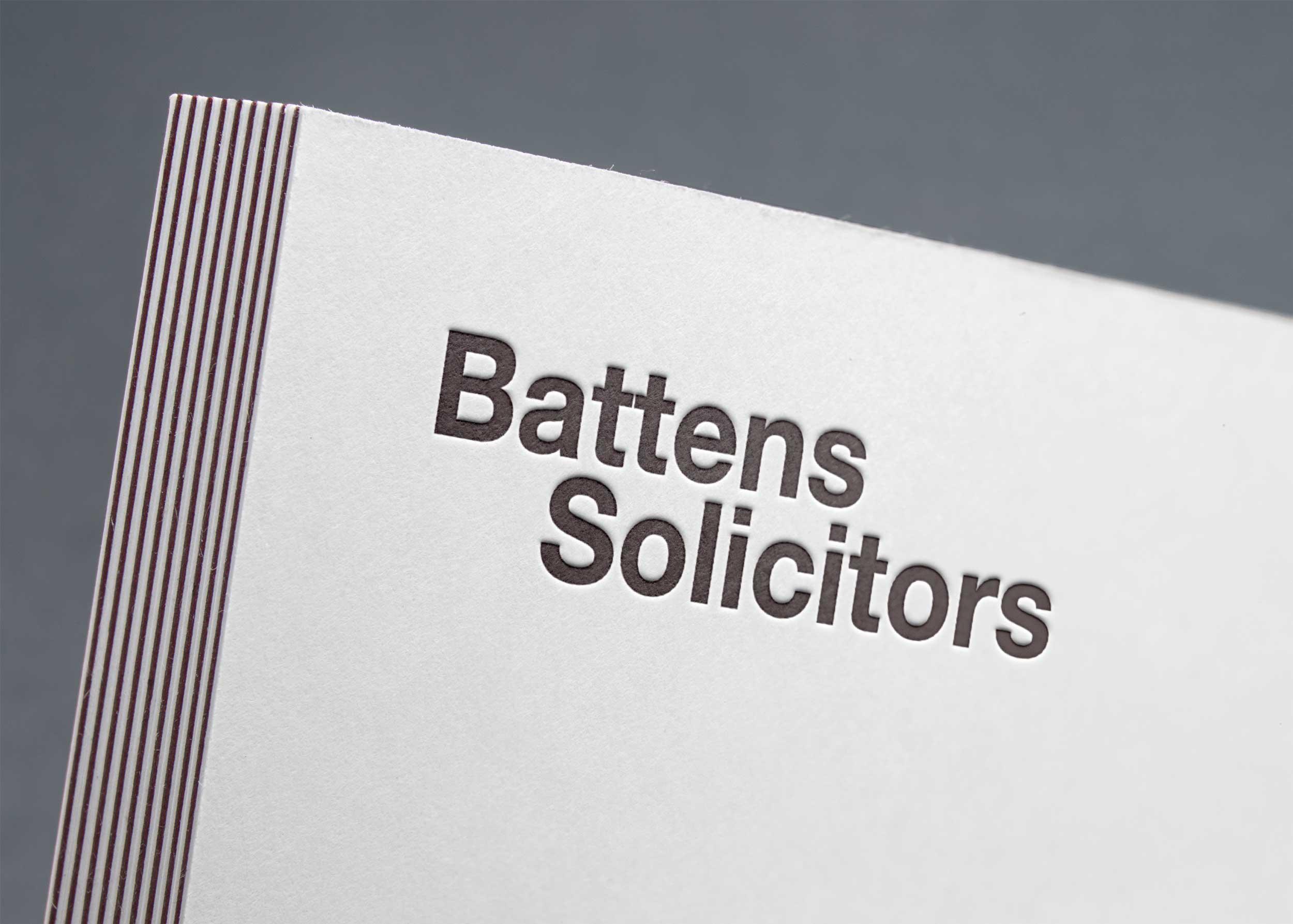 Battens-Letterpress